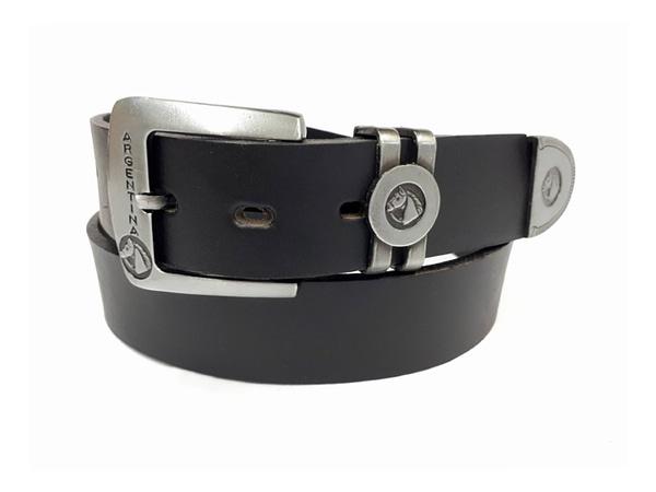 Cinturón de cuero para hombre. Cinto, correa, belt, leather