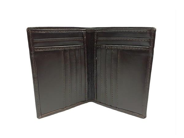 Porta documentos de cuero. Wallet, leather.